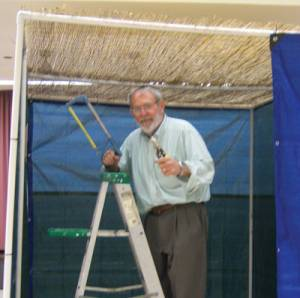 NEW! Community Sukkah Build at CAI @ Congregation Anshei Israel | Tucson | Arizona | United States