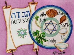 Seder Heder: Adult Studies Kollel & Haroset Tasting at CAI @ Congregation Anshei Israel   Tucson   Arizona   United States