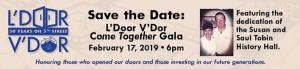 """L'Door V'Dor"" 50 Years on 5th Street Gala at CAI @ Congregation Anshei Israel 