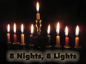 """8 Nights, 8 Lights"" Hanukkah Party at CAI @ Congregation Anshei Israel 
