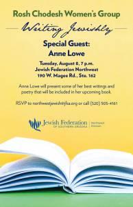 Rosh Chodesh Women's Group @ Northwest Division of Jewish Federation of Southern Arizona | Oro Valley | Arizona | United States