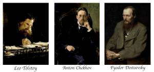 Geniuses of Russian Literature: Fyodor Dostoevsky, Leo Tolstoy and Anton Chekhov @ Jewish Community Center | Tucson | Arizona | United States
