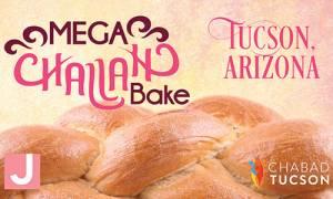 Tucson Mega Challah Bake @ Tucson JCC | Tucson | Arizona | United States