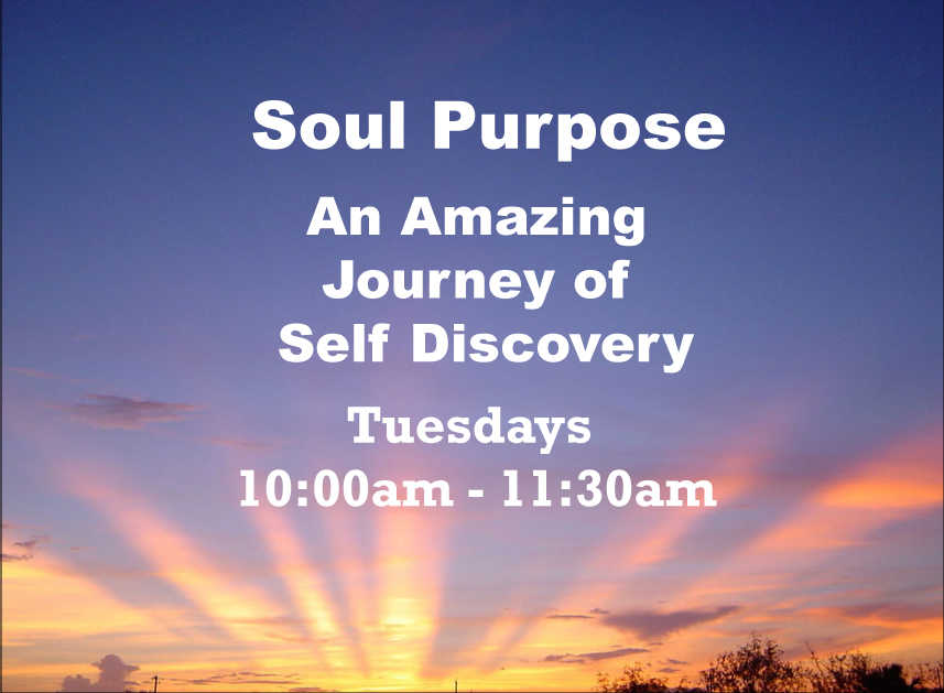"""Soul Purpose"" with Rabbi Israel Becker @ Southwest Torah Institute 