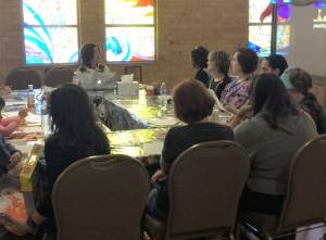 """""""The 40-Day Challenge"""" with Esther Becker (Series 3) @ Southwest Torah Institute/Women's Division of Jewish Studies 