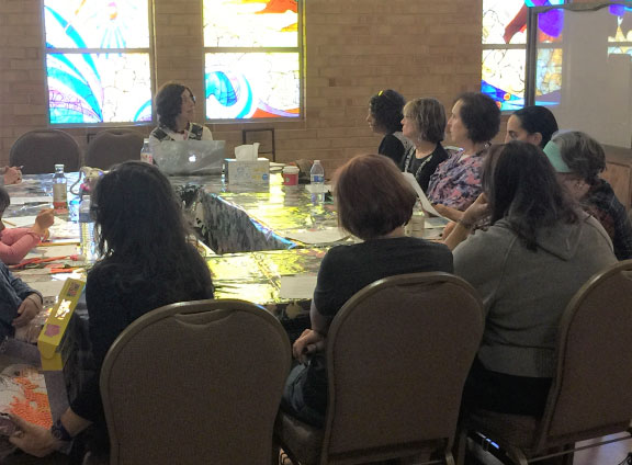 """The 40-Day Challenge"" with Esther Becker (Series 4) @ Southwest Torah Institute/Women's Division of Jewish Studies 