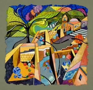 Exhibit Opening for Spiritual Voices Art Exhibit at the Tucson JCC @ Tucson Jewish Community Center | Tucson | Arizona | United States