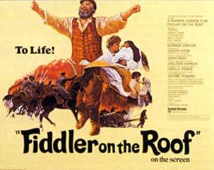 Fiddler On The Roof Sing-A-Long at The Loft Cinema with Tevye's Daughter Chava! @ The Loft Cinema | Tucson | Arizona | United States
