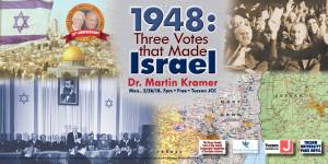 1948: Three Votes that Made Israel @ Tucson Jewish Community Center | Tucson | Arizona | United States