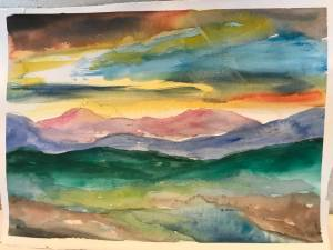 Anyone Can Draw & Paint Student Works On Display At The J! @ Tucson Jewish Community Center | Tucson | Arizona | United States