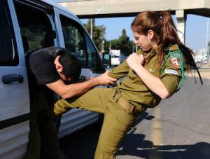 Israeli Krav Maga: Street Defense @ HardVolume | Tucson | Arizona | United States