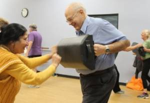 Israeli Self Defense: Krav Maga For Seniors @ Tucson JCC | Tucson | Arizona | United States