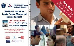 Jews Around the World: Baghdad, Iraq @ Tucson Jewish Community Center | Lima | Ohio | United States