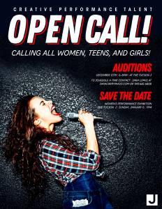 Open Call for Jewish Women's Performance Event @ Jewish Community Center | Tucson | Arizona | United States