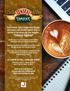 Central Sparks @ Tucson J - Catalina Room