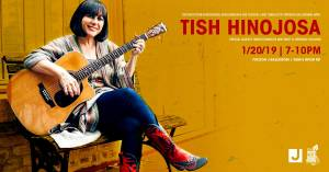 Tish Hinojosa in Concert! @ Tucson J