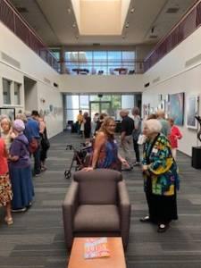 Jewish Artists @ JCC Library - second floor