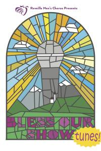 Reveille Men's Chorus presents Bless Our Show(tunes)! @ Temple of Music & Art | Tucson | Arizona | United States