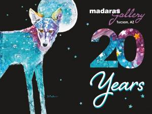 """20th Anniversary """"Party like It's 1999"""" plus Ribbon Cutting with the Tucson Metro Chamber @ Madaras Gallery"""