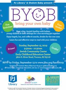 BYOB - bring your own baby @ Jewish Community Center, ECE