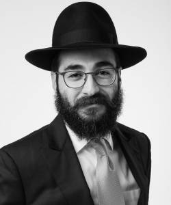 Handmaker Lecture with Rabbi Yehuda Ceitlin @ Handmaker, in the Cafe